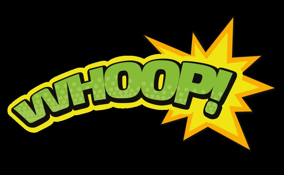 Whoop! Logo