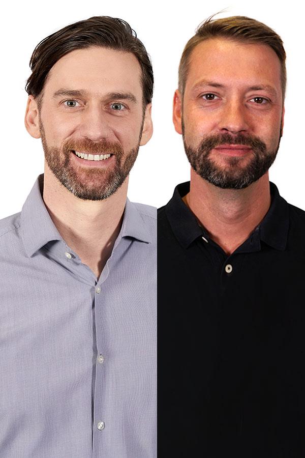 Jonny Hofberger & Bernhard Weiß