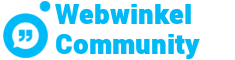Webwinkell Community